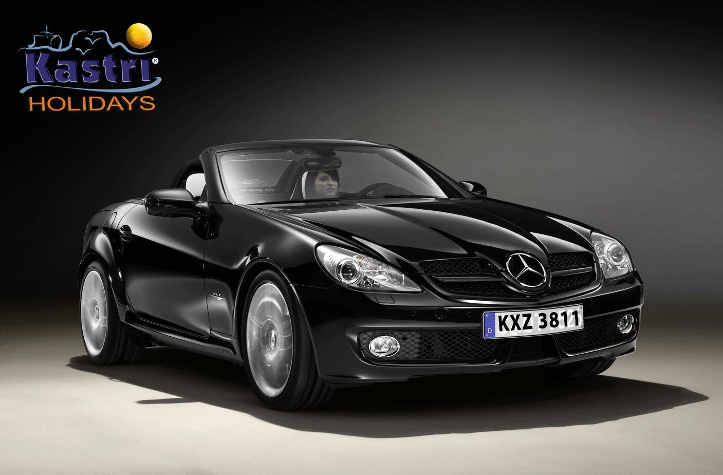 Mercedes SLK Cabriolet