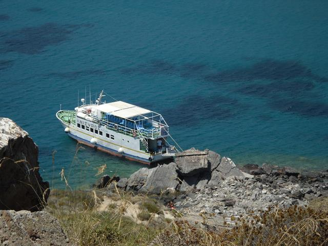 Two Island Cruise Nisyros, Agios Antonios