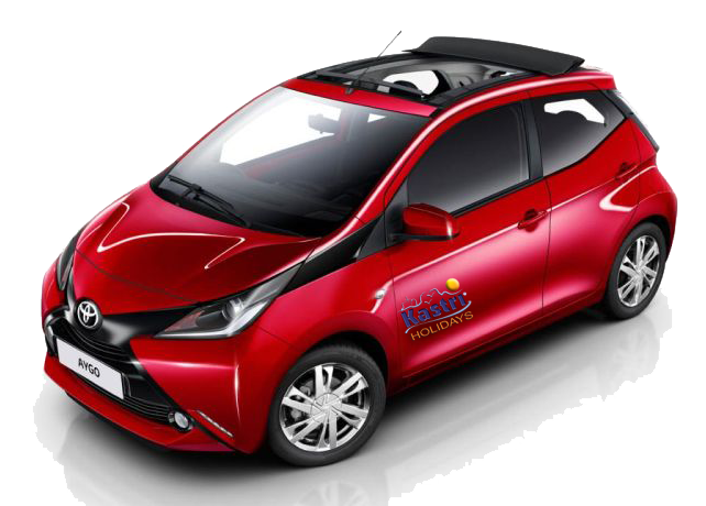 Toyota Aygo Soft-top