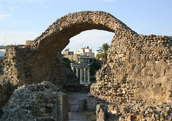 Ancient Market of Kos